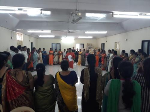 Training of Trainers of Zilla Parishad Teachers on Gender, Sexuality and Menstrual Hygiene